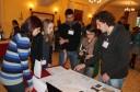 Student presentations in La Alberca