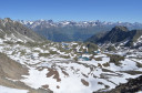 Breath taking views of the Macun cirque at Swiss National Park.
