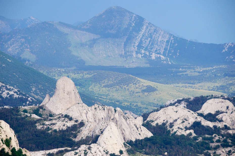 Lagosta hunting concession, Velebit Mountains, Croatia