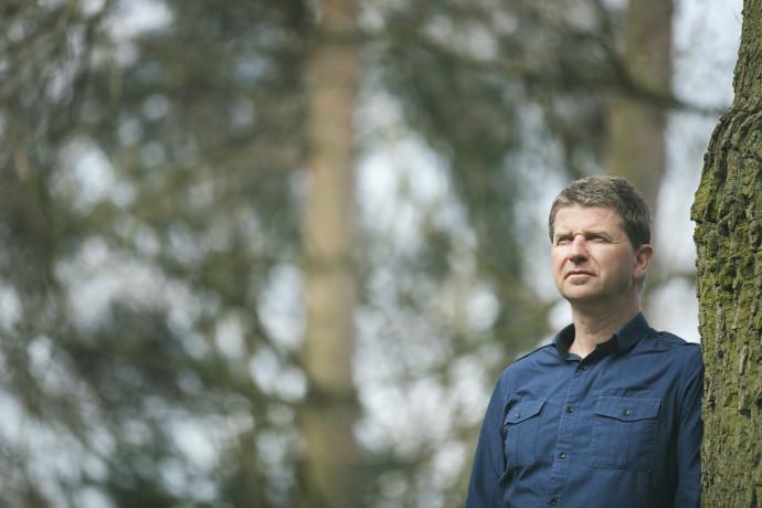 Ignace Schops, Rewilding Europe Circle member from Belgium.