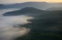 Rhodope Mountains rewilding landscape, Bulgaria.